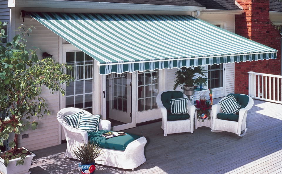 awning-green-striped